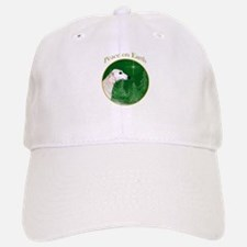 Saluki Peace Baseball Baseball Cap
