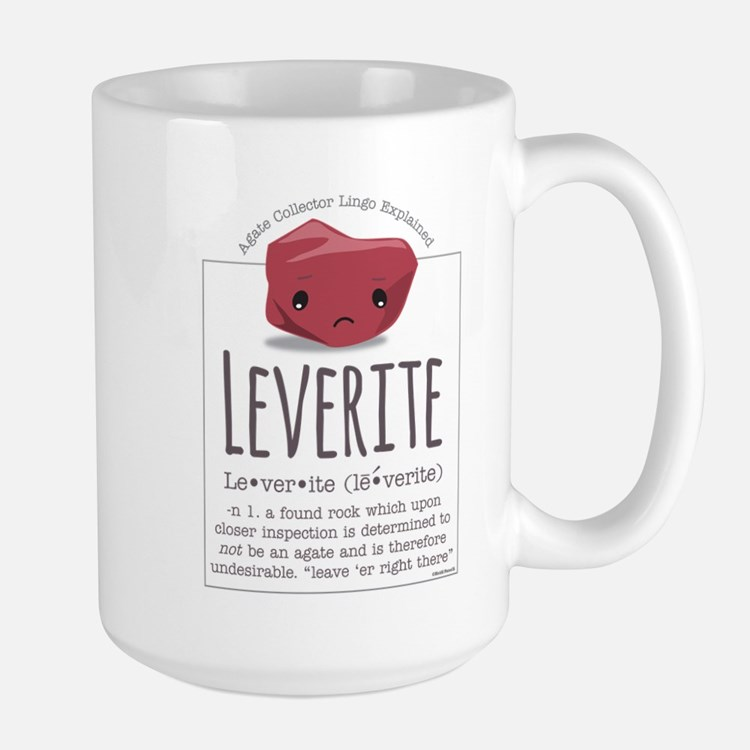 Leverite Agate Large Mug