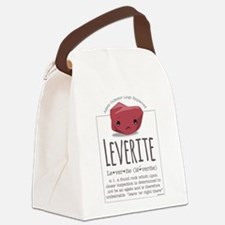 Leverite Agate Canvas Lunch Bag