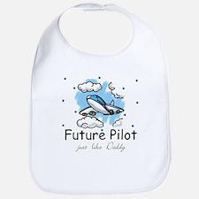 Future pilot like Daddy Baby Bib