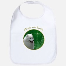 Samoyed Peace Bib
