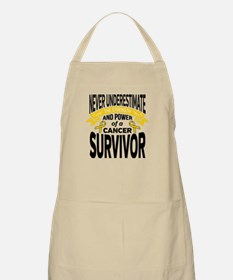 Childhood Cancer Strength Apron