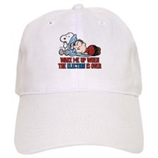 Snoopy - Wake Me Up Cap