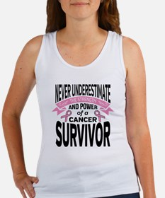 Breast Cancer Strength Women's Tank Top