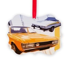 Cops & Robbers Ornament