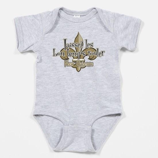 sample Baby Bodysuit