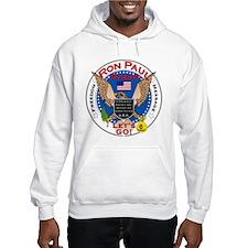 Ron Paul Radio Logo Hoodie