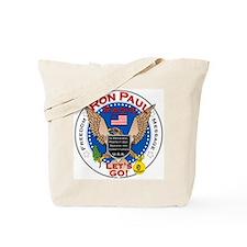 Ron Paul Radio Logo Tote Bag