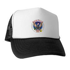 Ron Paul Radio Logo Trucker Hat