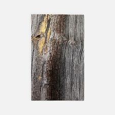 rustic primitive grey barn wood Area Rug