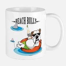 Beach Bully Mugs