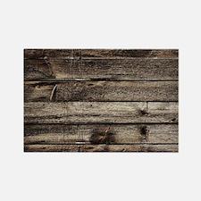 rustic primitive grey barn wood Magnets