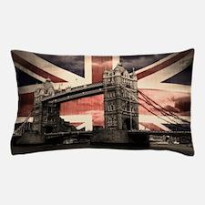 Union Jack London Pillow Case