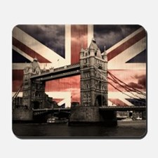Union Jack London Mousepad