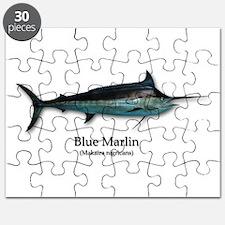 Blue Marlin Puzzle