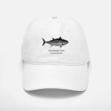 Bluefin Tuna Baseball Baseball Cap