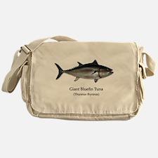 Bluefin Tuna Messenger Bag