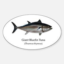 Bluefin Tuna Decal