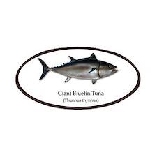 Bluefin Tuna Patch