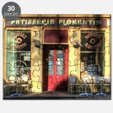 Old Fashioned store Puzzle