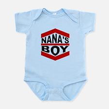 Nanas Boy Body Suit