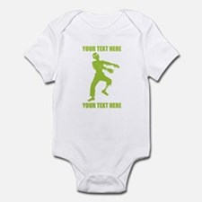 PERSONALIZED Zombie Body Suit