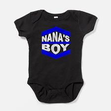 Nanas Boy Baby Bodysuit