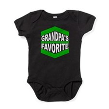 Grandpas Favorite Baby Bodysuit