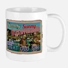 Cute Cthulhu Mug