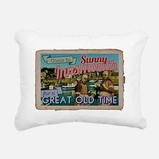 Unique Hp lovecraft Rectangular Canvas Pillow
