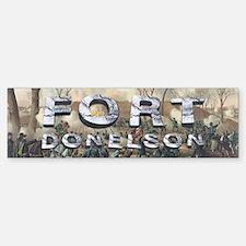 ABH Fort Donelson Sticker (Bumper)