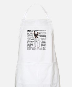 Toy Fox Terrier Traits Apron