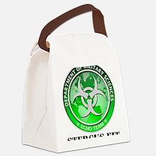 Funny Jonathan Canvas Lunch Bag