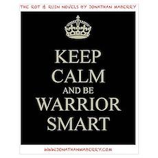 ROT & RUIN Warrior Smart Poster