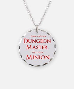 Dungeon Master or Minion Necklace