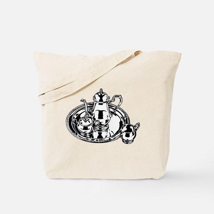 Cute Teacup Tote Bag