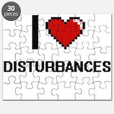 I love Disturbances Puzzle