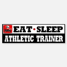 Athletic Trainer Bumper Bumper Sticker