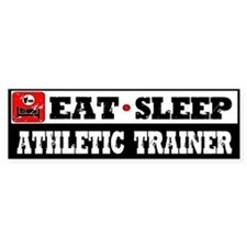 Athletic Trainer Bumper Sticker