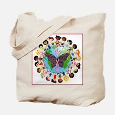 Children Cancer Survivors Around Our Tote Bag