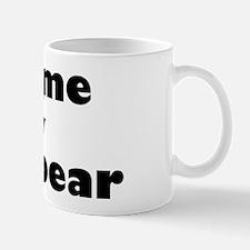 Kiss Me I'm A Bear & Bear Pri Mug