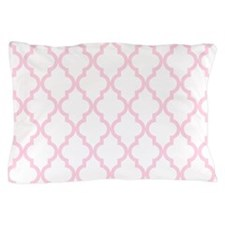 Baby Girl Pink Moroccan Pattern (Inver Pillow Case