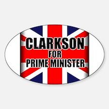 Cute Clarkson Decal