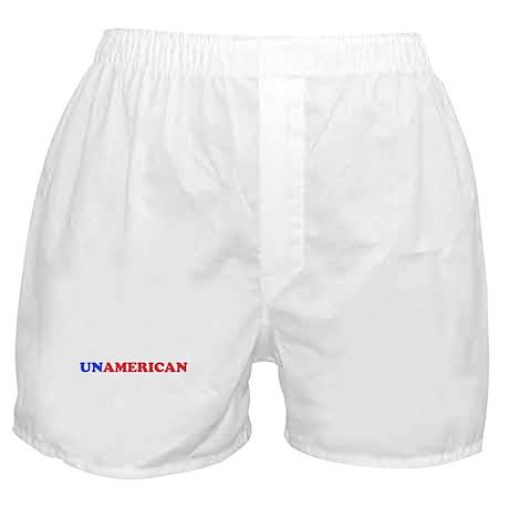 UNAMERICAN Boxer Shorts
