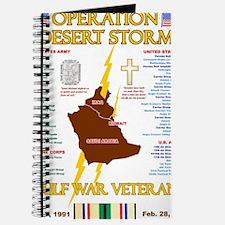 operation desert storm gulf war veteran Journal