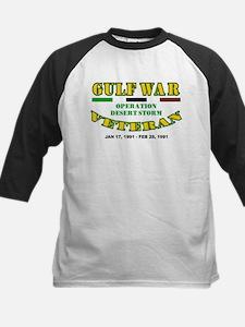 GULF WAR VETERAN OPERATION DESERT Baseball Jersey