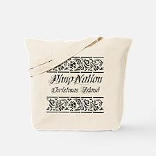 Pimp Nation Christmas Island Tote Bag