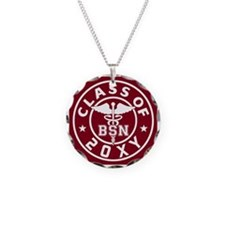 Class of 20?? Nursing Necklace
