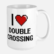 I love Double Crossing Mugs