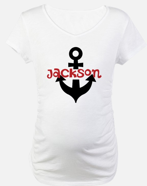 Personalized Cruise Anchor Shirt
